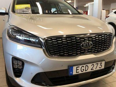 begagnad Kia Sorento 2,2 CRDI AUT AWD GT LINE, 7-Sits
