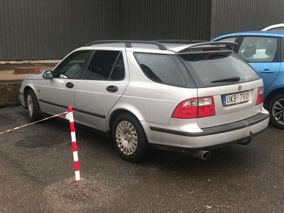 begagnad Saab 9-5 Sportcombi