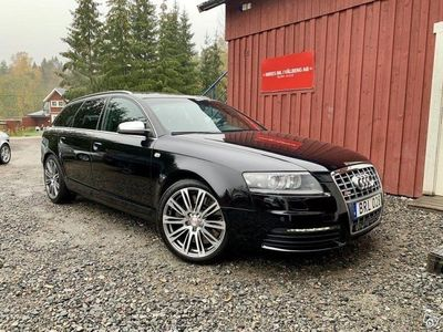 "begagnad Audi S6 5.2 V10 435HK Aut, Navi, Miltek 19"""