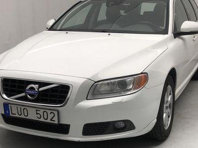 begagnad Volvo V70 II 2.0 Bi-fuel 2013, Kombi 60 000 kr