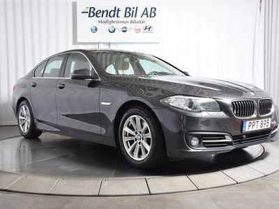 used BMW 520 d Sedan 184hk/ Automat/ Läder