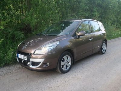 begagnad Renault Mégane JZSCENIC