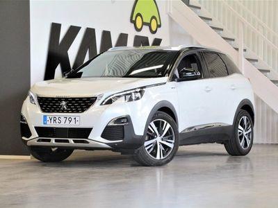 begagnad Peugeot 3008 1.6 BlueHDi | GT-Line | S&V-Hjul | 120hk