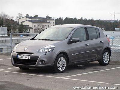 begagnad Renault Clio III 1.2 Flex Fuel 5dr 75hk