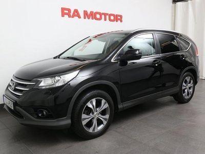 begagnad Honda CR-V 2,2 Diesel Lifestyle AWD Drag/Bluetooth