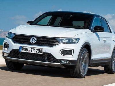 begagnad VW T-Roc Tsi 115 Hk Manuel 2895:- -18