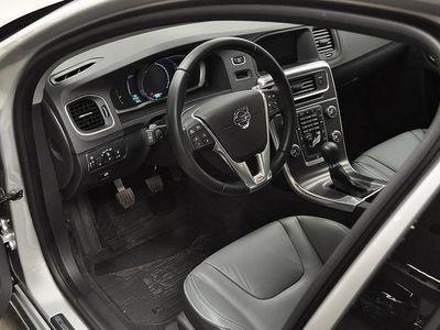 begagnad Volvo V60 D5 Summum manuell Business Edition