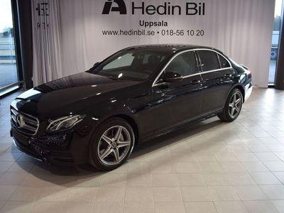 begagnad Mercedes E300 300e AMG