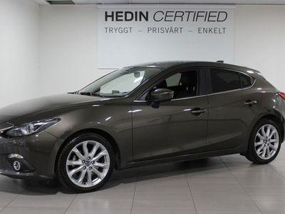 begagnad Mazda 3 Sport 2.0 Skyactiv - G 165 HK