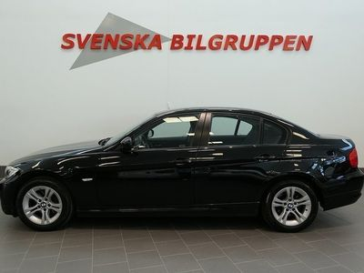 begagnad BMW 318 d Sedan Comfort 6-vxl Pdc S+V hjul