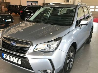 used Subaru Forester X-LINE