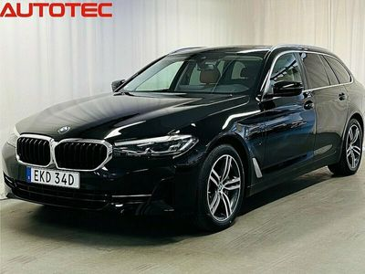 begagnad BMW 530 e xDrive Touring Panorama Drag 12kWh LCI 292