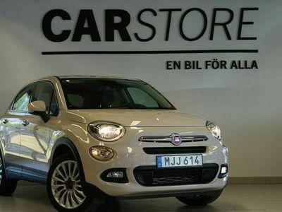 begagnad Fiat 500X 140hk Popstar Opening edition Se spec
