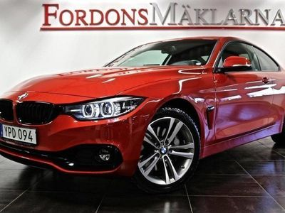 gebraucht BMW 440 I XDRIVE COUPE AUT 326HK
