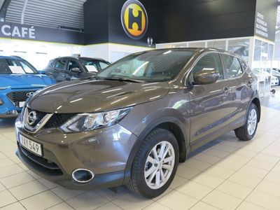used Nissan Qashqai Accenta Connect Safety P 115hk automat