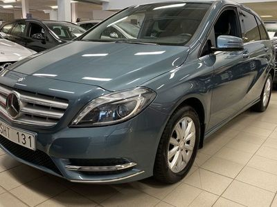 begagnad Mercedes B200 CDI BLUEEFFICIENCY BUSINESS