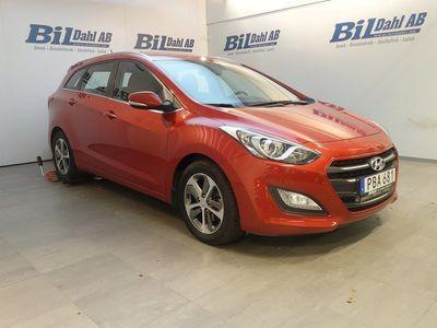 begagnad Hyundai i30 cw 1.6 GDI DCT 135hk -15