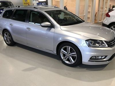 begagnad VW Passat Variant 2.0 TDI BlueMotion 4Motion DSG Sekventiell Premium, Spor