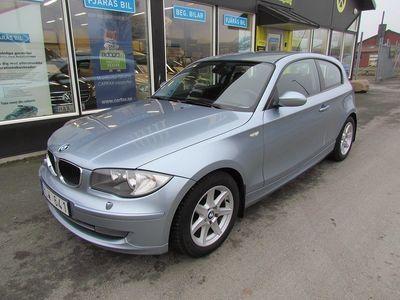 begagnad BMW 118 D Comfort Advantage -08