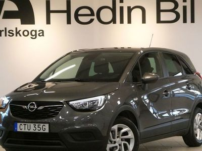 begagnad Opel Crossland X 1.2 Manuell Enjoy Plus Demo