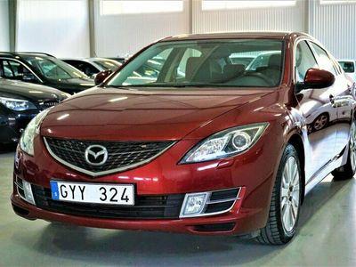 begagnad Mazda 6 KOMBISEDAN 2.0 A