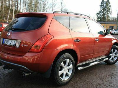begagnad Nissan Murano 5D 3,5 SE