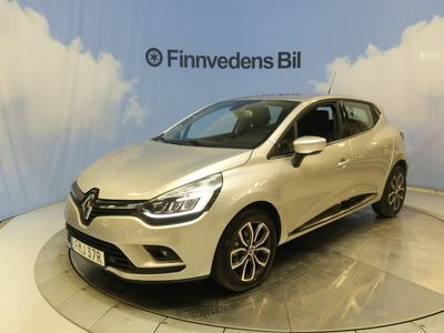 begagnad Renault Clio IV PhII Energy TCe 90 Intens 5-d -19
