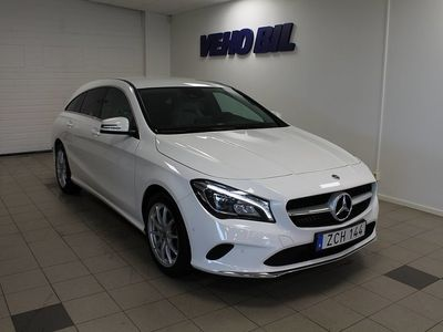 begagnad Mercedes CLA200 Shooting Brake Navi Aut