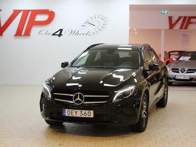 usata Mercedes GLA200 (156hk) SE Edition Panorama