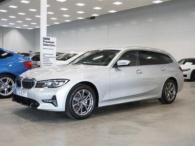 begagnad BMW 320 d Touring M Sport Navi Värmare Drag Fartpilot Tonade Rutor