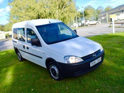 begagnad Opel Combo Van 4-dörrar 1.6 87hk, -03