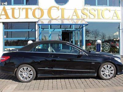 begagnad Mercedes E250 CGI Cab BlueEFFICIENCY AMG Sport