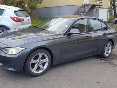 begagnad BMW 320 d -12
