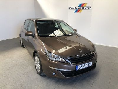 used Peugeot 308 1.6 Panorama Navi Active