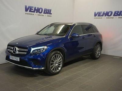 brugt Mercedes E250 GLC d 4MATIC AMG Aut Värmare Backkamera Panorama Drag Navi
