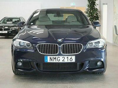 begagnad BMW 535 i Sedan Aut M-Sport Navigation Komfortstol HiFi PDC