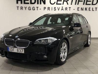 begagnad BMW 535 D Touring Automat M-paket 313hk
