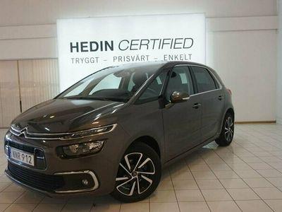 begagnad Citroën C4 Picasso 1.6 BlueHDi B-Kamera Facelift EU6 2017, Kombi Pris 139 900 kr