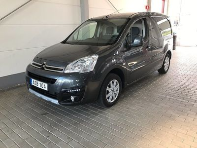 begagnad Citroën Berlingo Skåp 1,6 BlueHDi Pro Pack