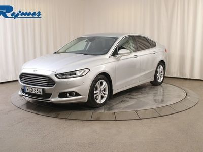 begagnad Ford Mondeo 2.0 TDCi 180 Business A AWD 5-d 2016, Halvkombi 179 500 kr