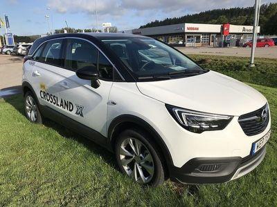 begagnad Opel Crossland X 1.2 T Dynamic Automat Euro 6 110hk