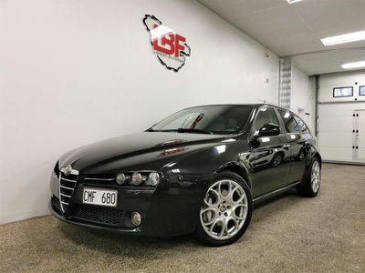 begagnad Alfa Romeo 159 SW 3.2 JTS 4X4