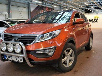 begagnad Kia Sportage 2,0 | Drag | Pano | Nav | SoV-Hjul | CRDI | EX
