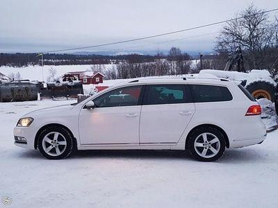 begagnad VW Passat 2.0TDI 4 motion lågmil -13