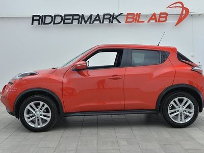begagnad Nissan Juke 1.6 NAVI AUTOMAT 2016, SUV 164 800 kr