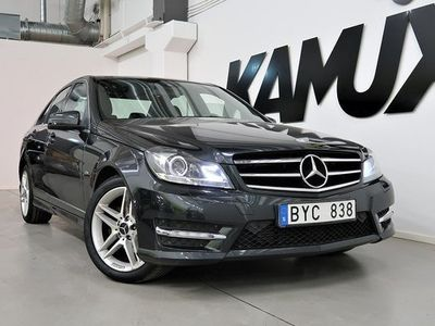 begagnad Mercedes C180 C Benz| Edition C | M-värmare | PDC | S&V 2014, Sedan 148 900 kr