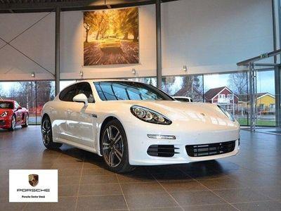 begagnad Porsche Panamera Diesel 300hk