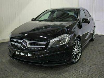 begagnad Mercedes A180 AMG line