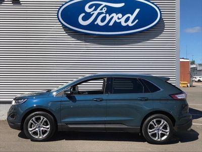 begagnad Ford Edge 2.0 TDCi 210hk AWD Automat Titanium -16