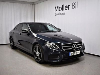 begagnad Mercedes E220 AMG Sedan 9G-Tronic